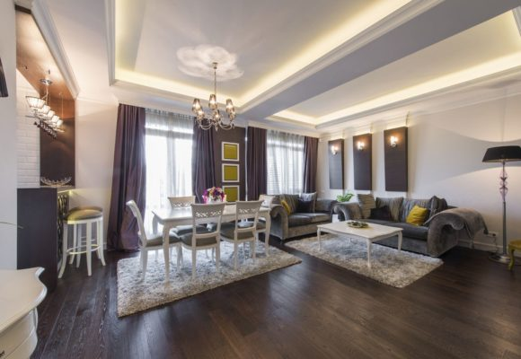 2-комнатные апартаменты в Санкт-Петербурге, 78м²