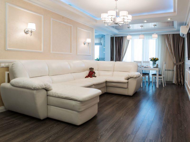 3 комнатная квартира в Москве, 85м2
