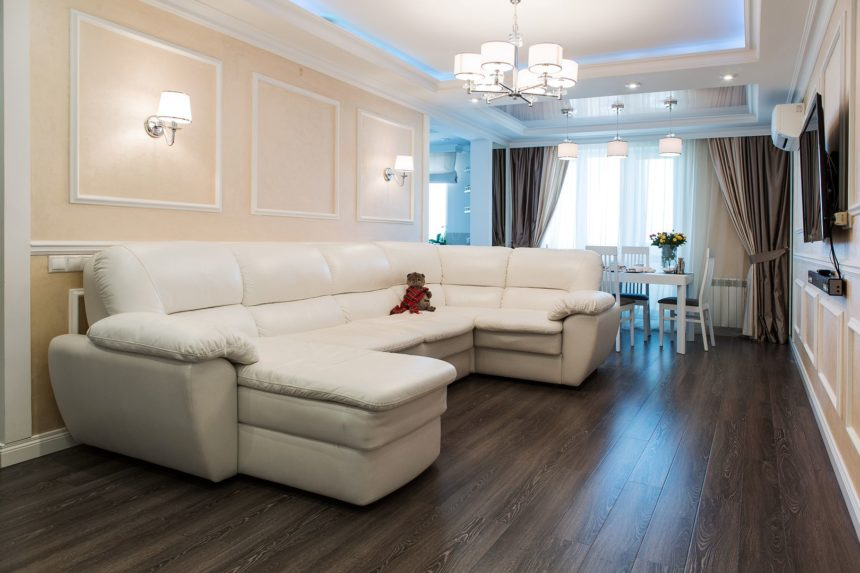 3-комнатная квартира в Москве, 85м²