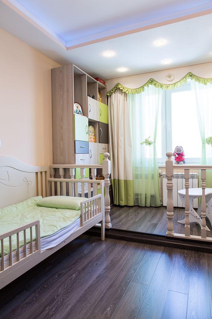 Детская, 3-комнатная квартира в Москве, 85м²